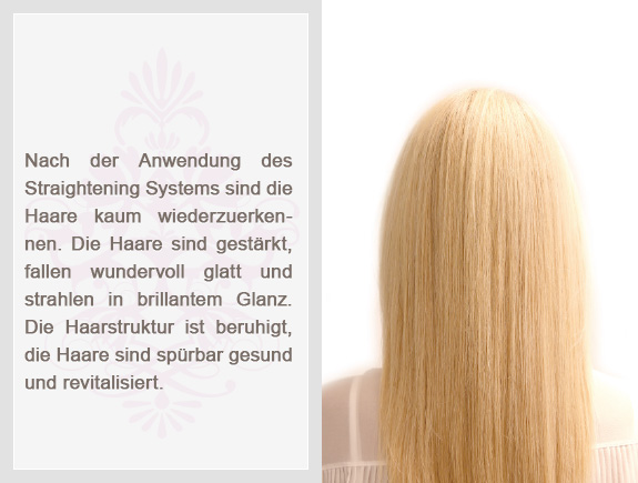 Beauty-Hair - Straightening System